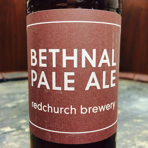 Redchurch Bethnal Pale