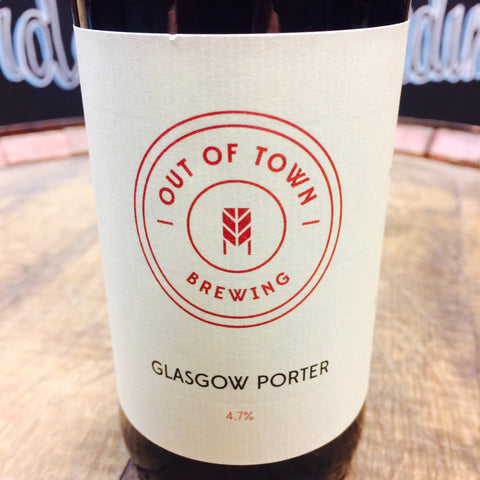 Out Of Town Glasgow Porter