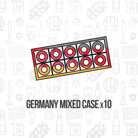 German Mixed Case 10