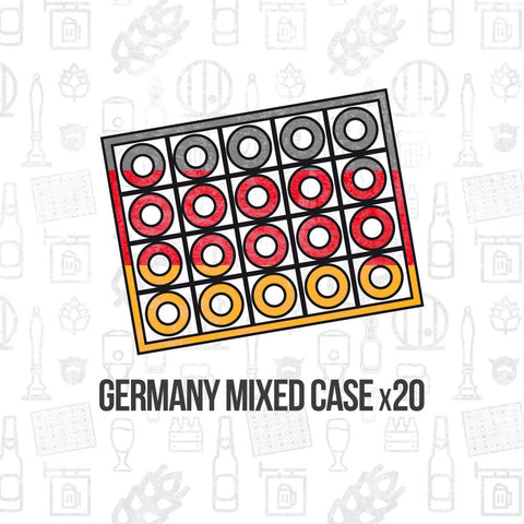 German Mixed Case 20