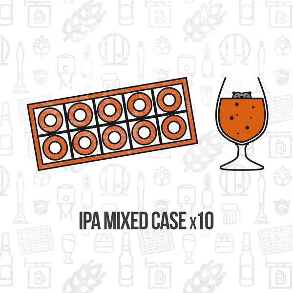IPA Mixed Case 10