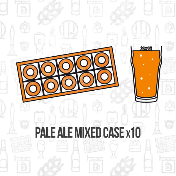 Pale Ale Mixed Case 10