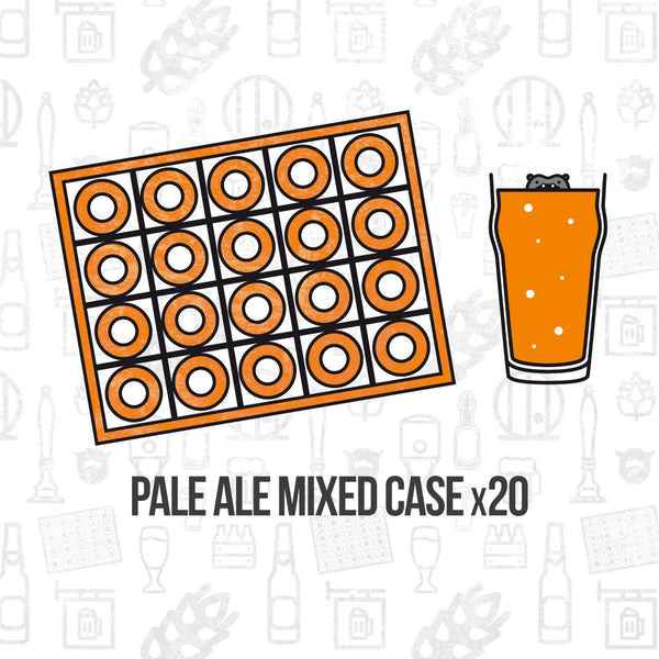 Pale Ale Mixed Case 20