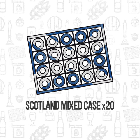 Scottish Mixed Case 20