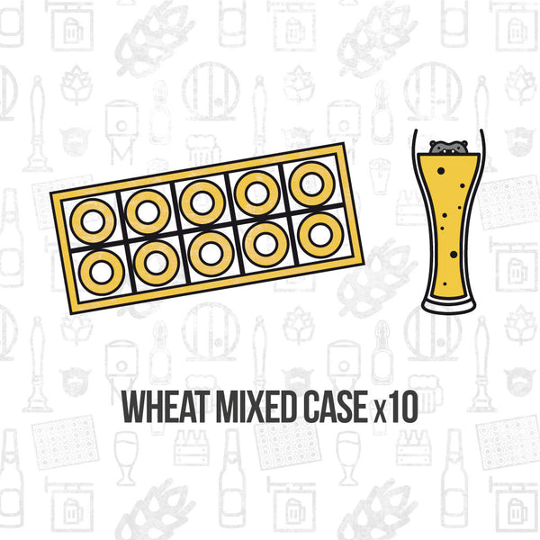 Wheat Beer Mixed Case 10