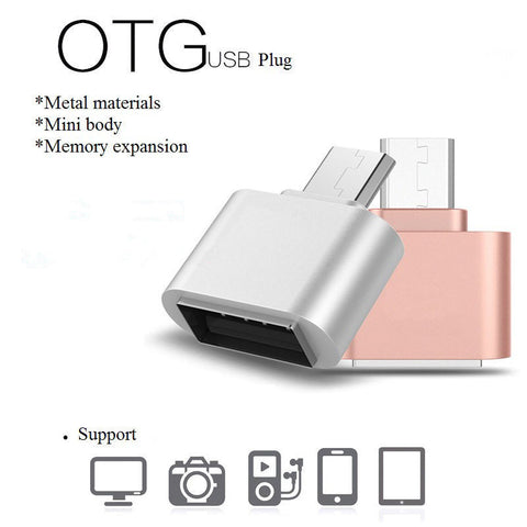 Micro USB OTG to USB Adapter