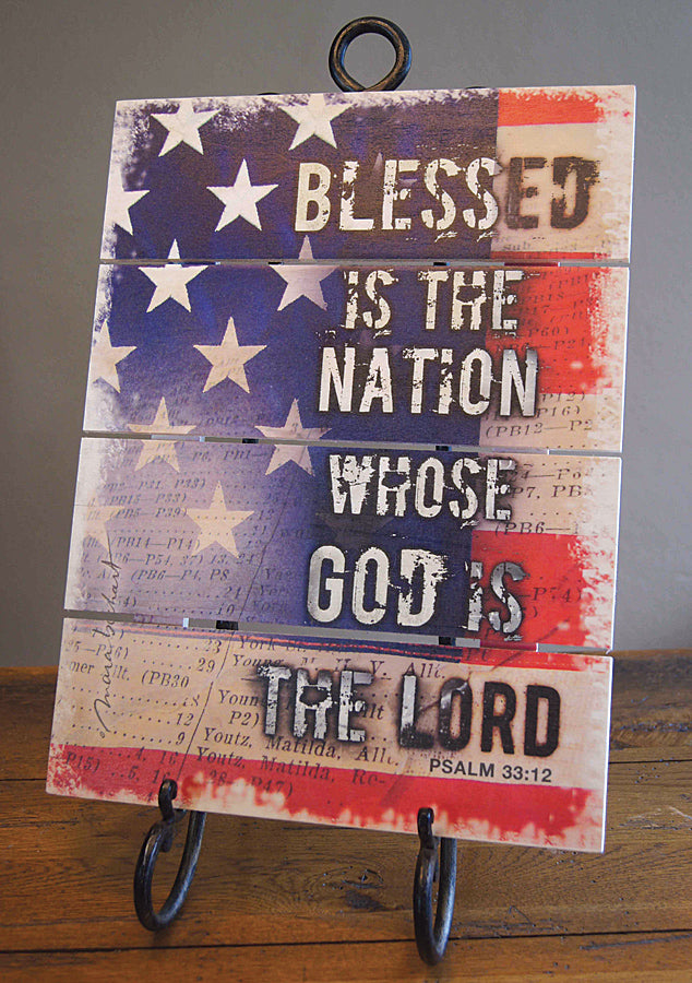Blessed Nation - pallet