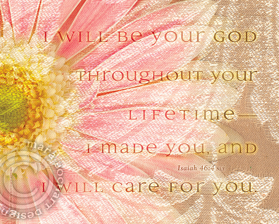 Care For You - frameable print