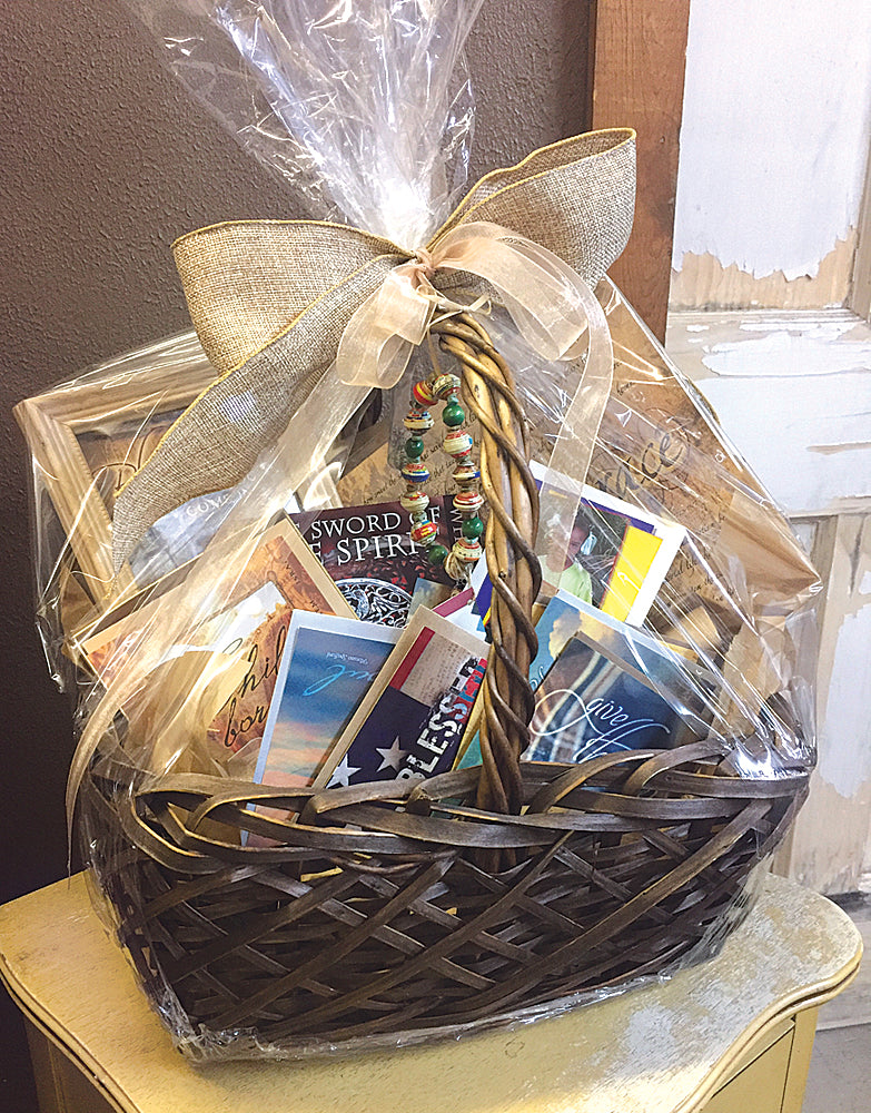 Gift Basket - large sampler