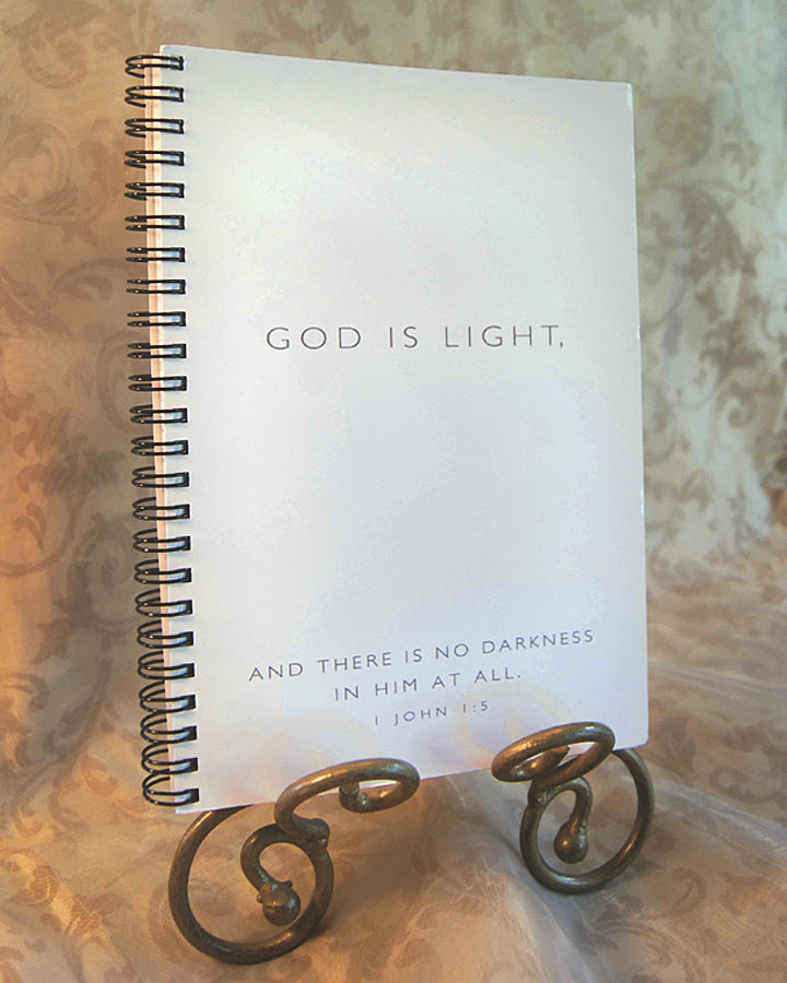 God Is Light - journal