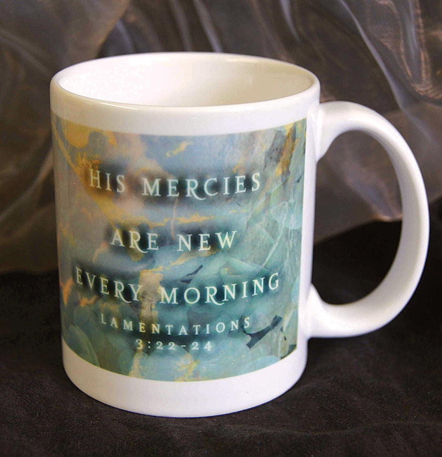 His Mercies – Coffee Mug