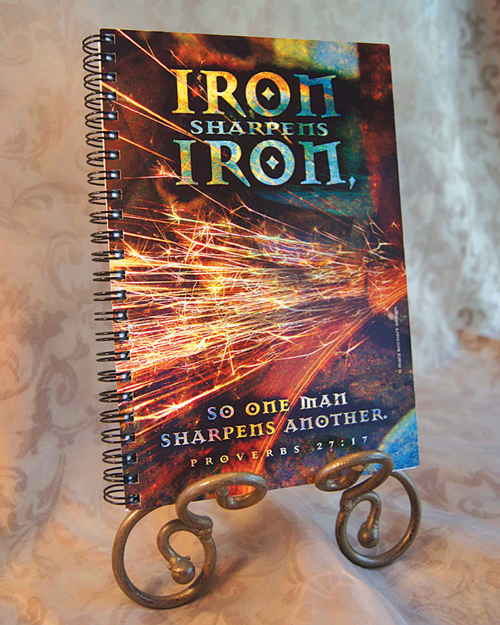 Iron Sharpens Iron - journal