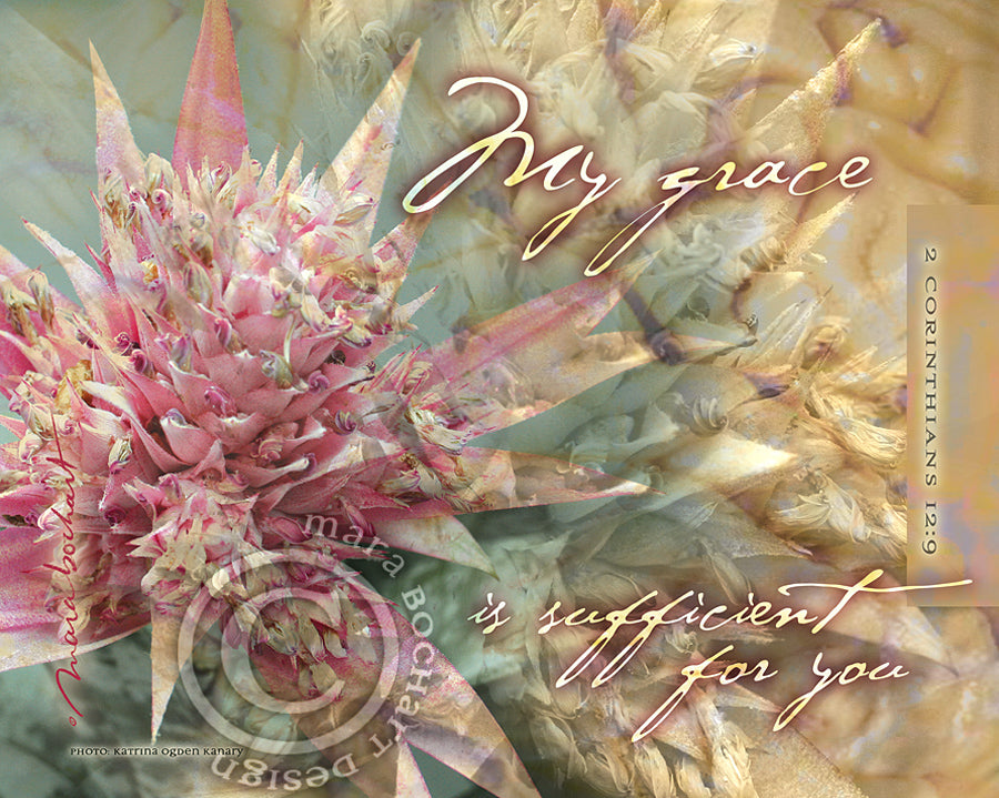 My Grace - premium canvas