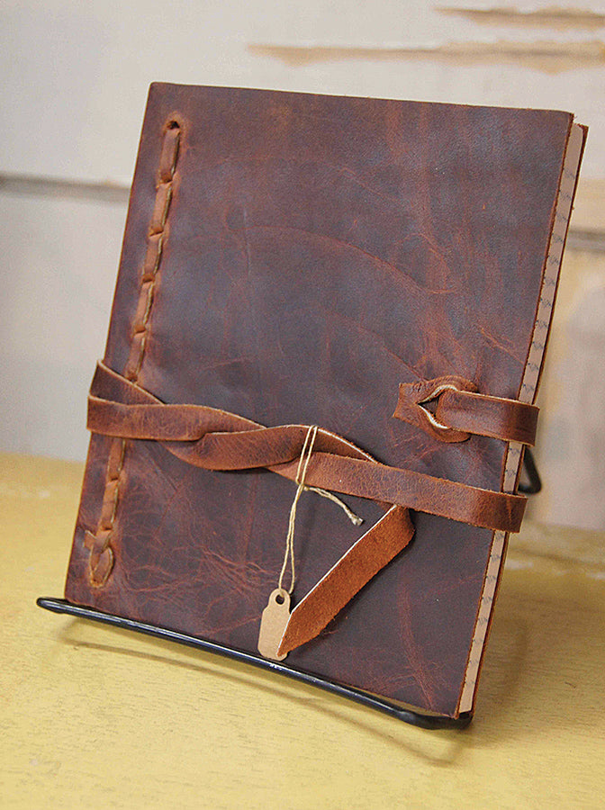 Leather Journal - small
