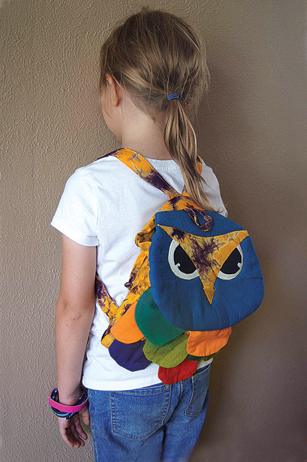 Owl Backpack - small