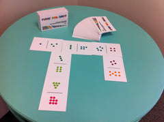 Addition and Subtraction Domino Cards