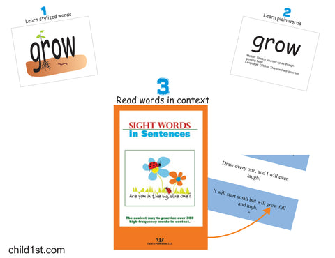 SnapWords® Independent Sight Word Center Kits