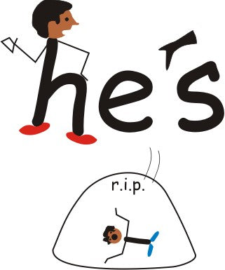 Teaching apostrophes using a story and pictures