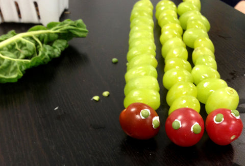 Make and eat the Hungry Caterpillar