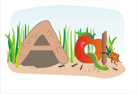 Alphabet Tales effectively teaches letter names and sounds