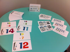 Place Value Subtracting 1s Cards