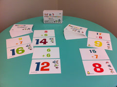Place Value Adding and Subtracting 10s Cards