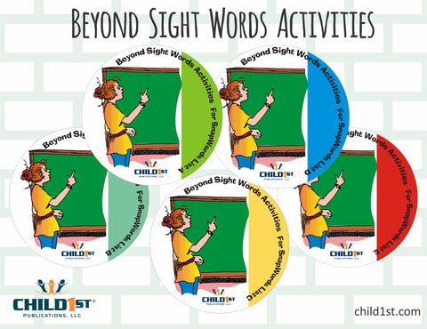 Beyond Sight Words Activities