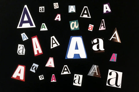 My Child Struggles To Recognize Letters In Different Fonts