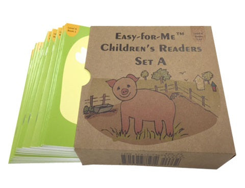 Easy-for-Me Children's Readers Set A