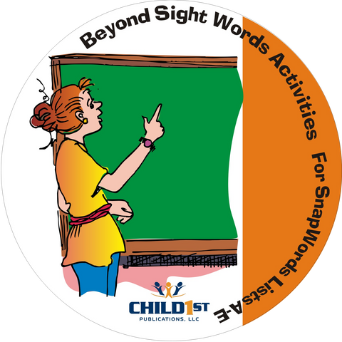 Beyond Sight Words Activities A-E