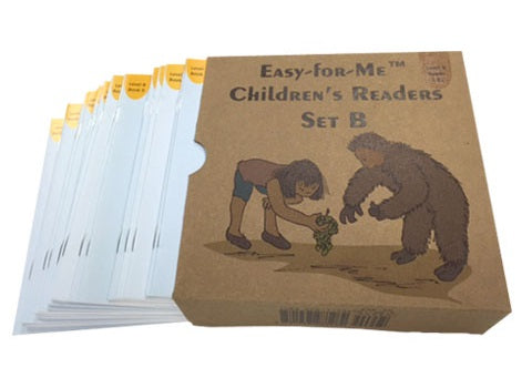 Easy-for-Me Children's Readers Set B
