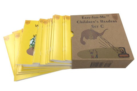 Easy-for-Me Children's Readers Set C