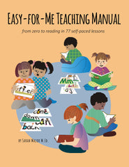 Easy-for-Me™ Teaching Manual