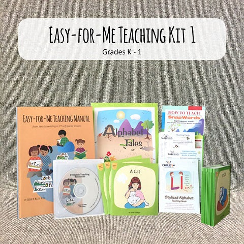 Easy-for-Me Teaching Kit 1
