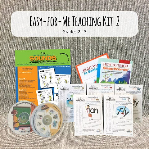 Easy-for-Me Teaching Kit 2