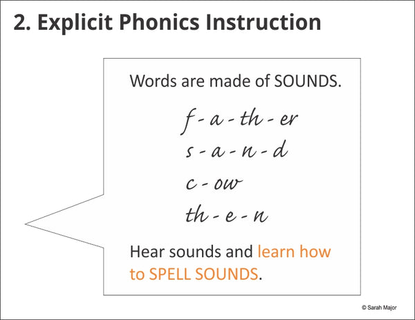 Easy-for-Me teaches explicit phonics