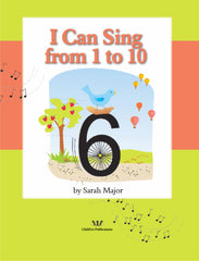 I Can Sing from 1 to 10