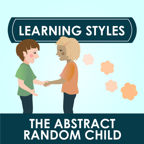 The abstract random learning style