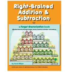 Addition and Subtraction for visual learners