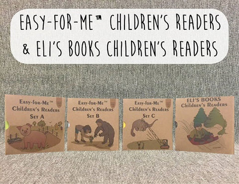 Easy-for-Me Children's Readers