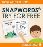 Try SnapWords for free