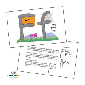 Alphabet Teaching Cards Download
