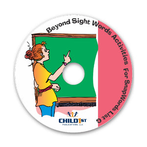Beyond Sight Words Activities G