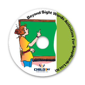 Beyond Sight Words Activities Nouns 1