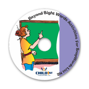 Beyond Sight Words Activities Nouns 2