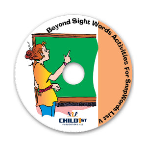Beyond Sight Words Activities Verbs