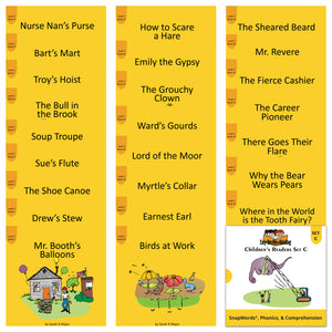Easy-for-Me™ Children's Readers Set C Download