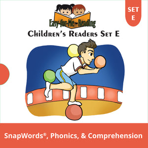 Easy-for-Me™ Children's Readers Set E Download
