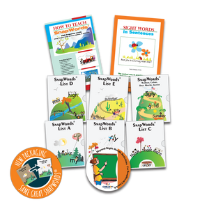 Kinesthetic Reading Kit