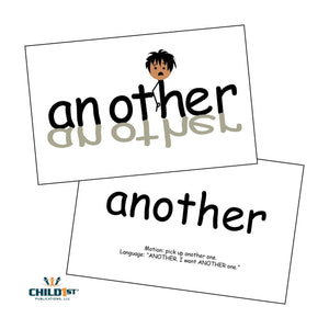 SnapWords® List C Teaching Cards Download